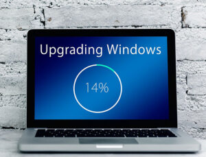 Laptop upgrading Windows